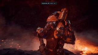Anthem the early missions James' Gameplay Plays T.V.