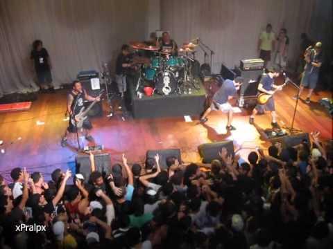 Dead Fish - Autonomia + A Urgencia ( Santos - Capital Disco)