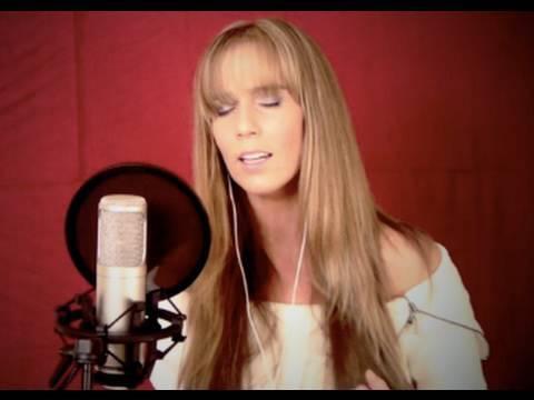 Oh Holy Night - Celine Dion (Lisa Lavie)