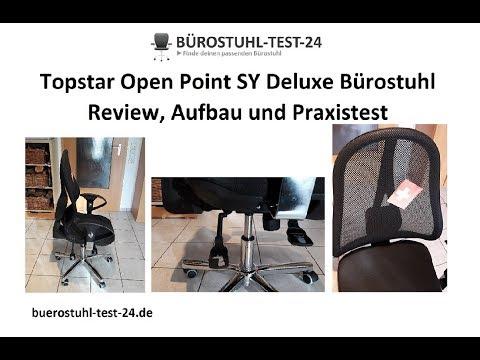 Topstar Open Point Sy Deluxe Bürostuhl Test Aufbau Und Review