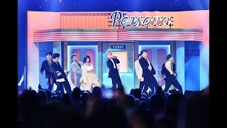 [FANCAM] BTS  Ft. HALSEY