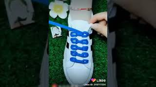 Best style to tie shoes ever