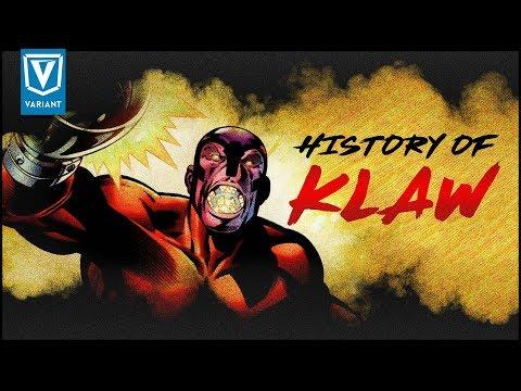 History Of Ulysses Klaw! (Black Panther Villain)
