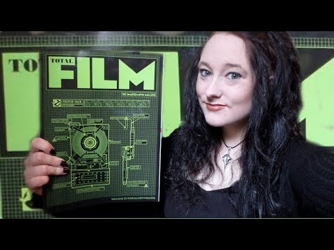 *ASMR* Leafing through Total Film magazine! (July 2016) | Am