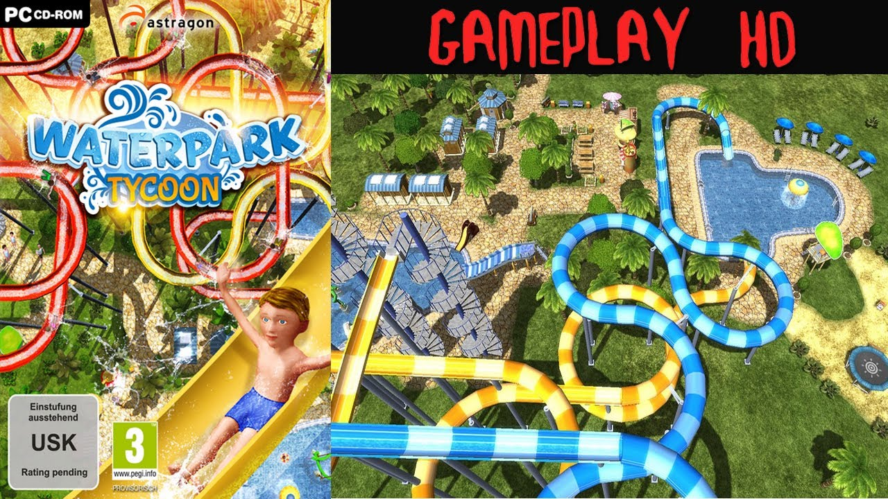 Uncategorized Water Park Games waterpark tycoon gameplay pc hd youtube