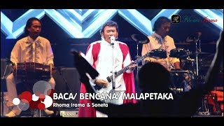 Rhoma Irama Soneta Group BACA BENCANA MALAPETAKA MEDLEY LIVE AT SYNCHRONIZE FEST 2018.mp3