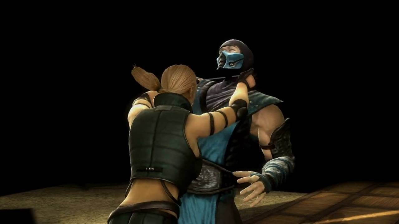 Mortal Kombat Komplete Edition - Swapping Intros With Fatalities - Funny Mods - YouTube