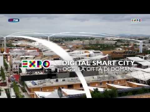 Digital Smart City – EXPO Milano 2015