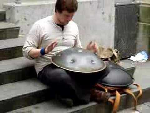 Hang, swiss instrument