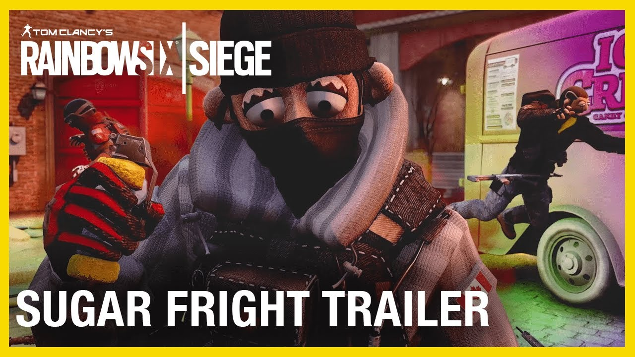 Rainbow Six Siege - Evento Sugar Fright Tráiler