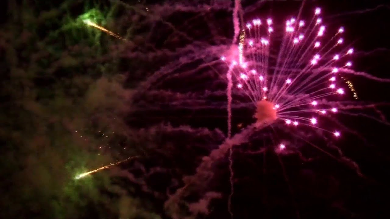 Download Complaints over fireworks in the Roanoke Valley