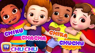 ChuChu and Friends Bingo Names Song - 3D Nursery Rhymes & Songs for Babies | ChuChu TV For Kids
