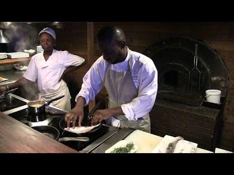 Os sabores do Congo