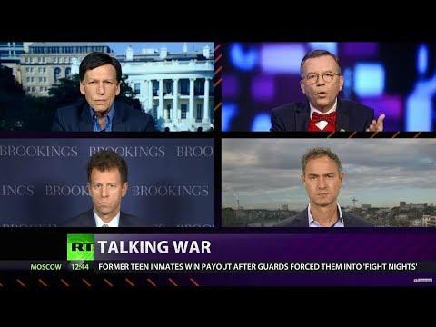 CrossTalk: Talking War
