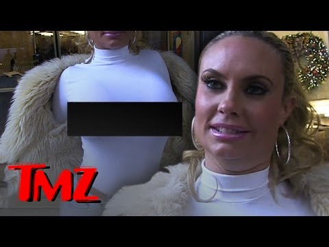 Coco's Boobs Are Excited To See Us! | TMZ thumbnail