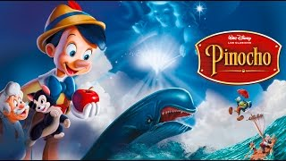 Pinocho disney pelicula completa en español
