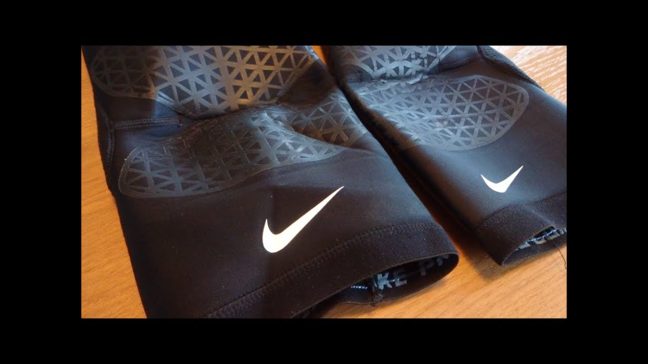 Considerar mensaje extraterrestre  Nike Pro Combat Knee Sleeve - Performance Product Review - YouTube
