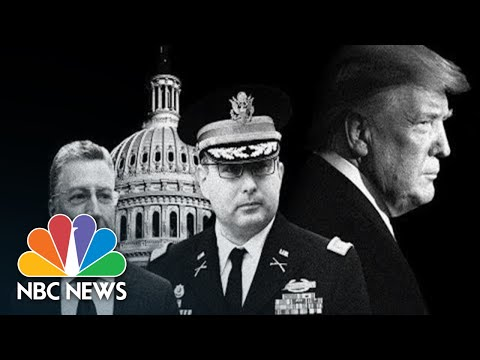Watch Live: Trump Impeachment Inquiry Hearings - November 19, 2019 (Day 3) | NBC News
