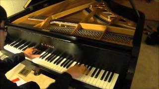 Mirai Nikki (未来日記) OP 1: Kuusou Mesorogiwi Piano Cover (空想メソロギヰ)