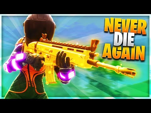 HOW TO DIE LESS AND WIN MORE! (Fortnite Battle Royale)