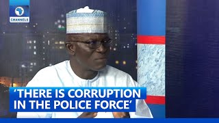 We Got To Where We Are Because Of Corruption, Nepotism - Ex IGP Abba
