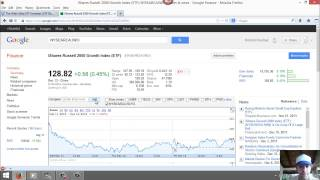 How to compare ETFs with Google Finance and ETFDB.com