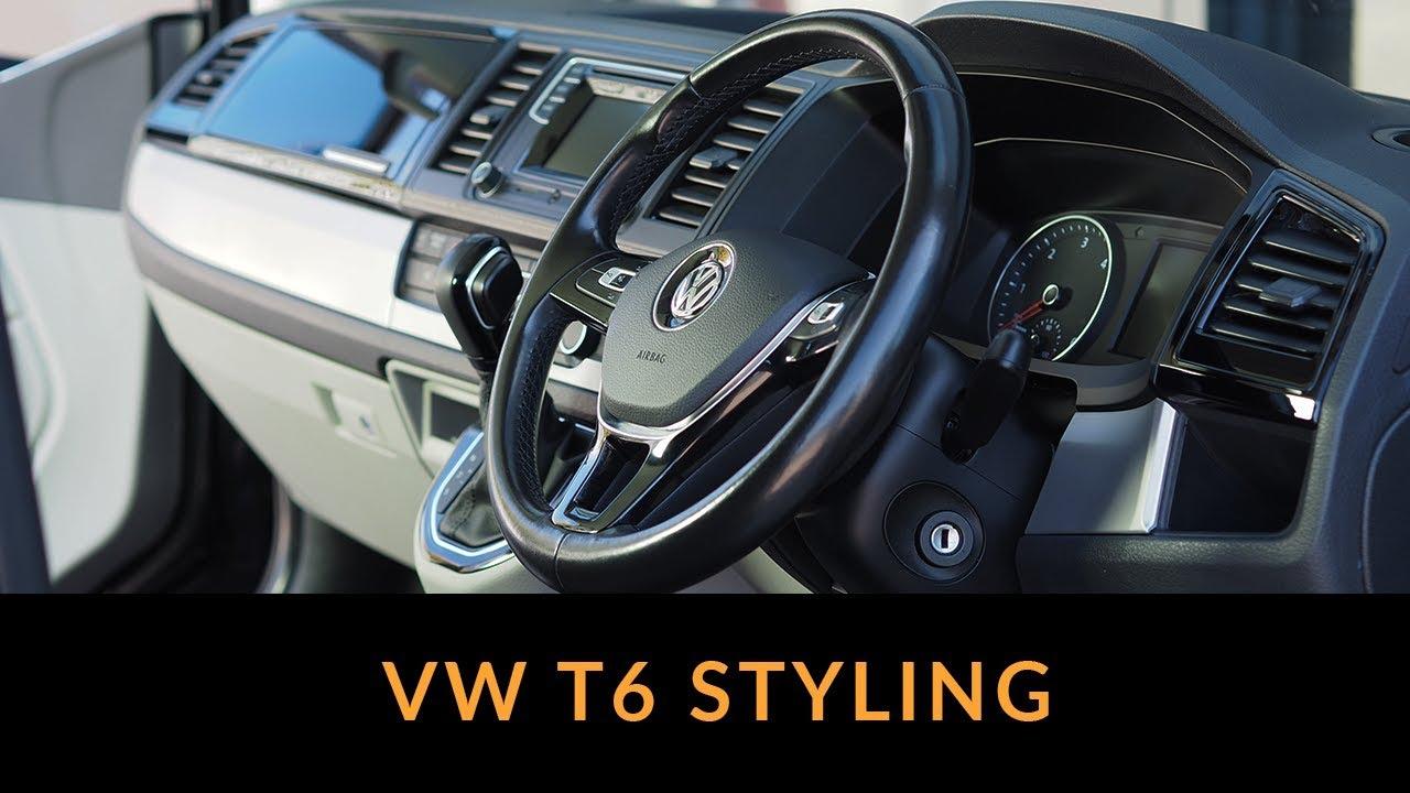 VW T5 Comfort Dash Interior Full Styling Kit