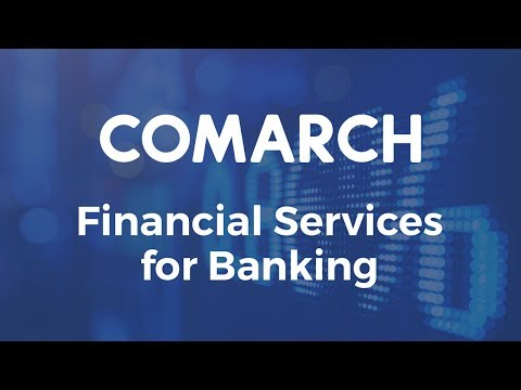Comarch Financial Services for Banking