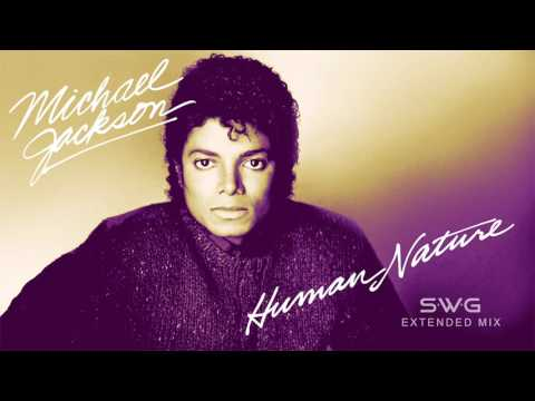 HUMAN NATURE (SWG Extended Mix) - MICHAEL JACKSON (Thriller)