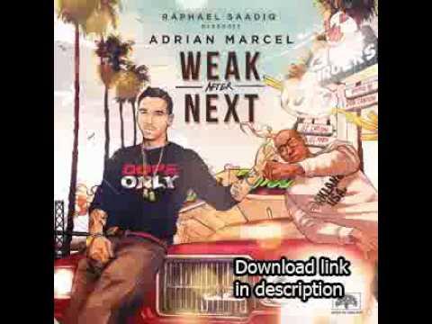 Adrian Marcel  New Niggas