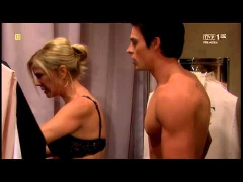 B&B Brooke & Thomas get caught in dressing room (2010)