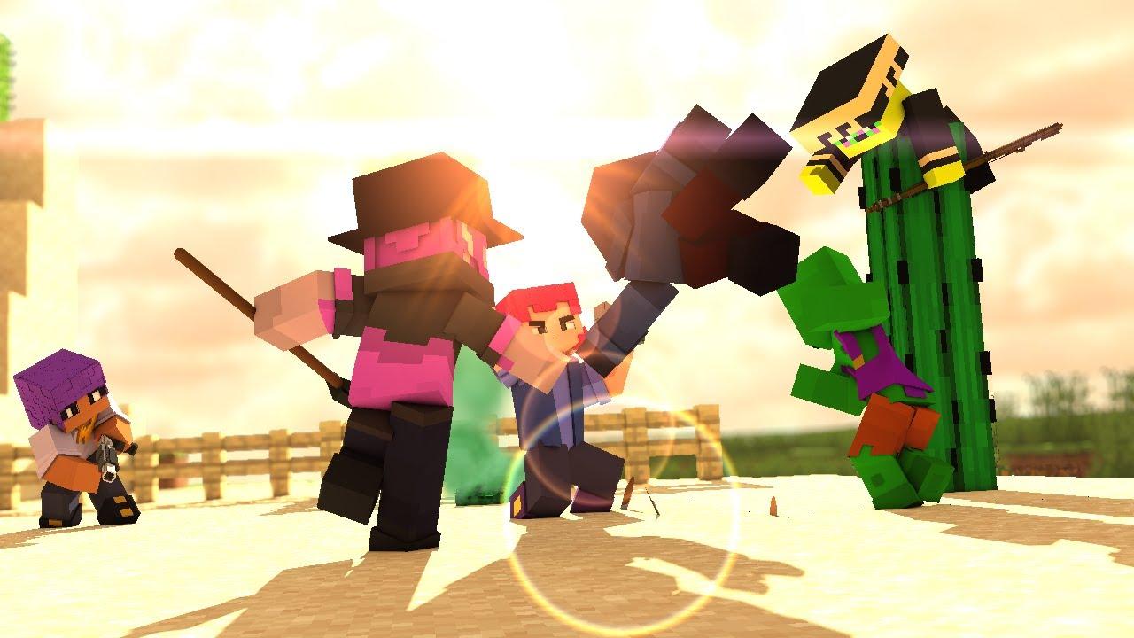 Brawlstar No time to explain (Minecraft) By HoRse