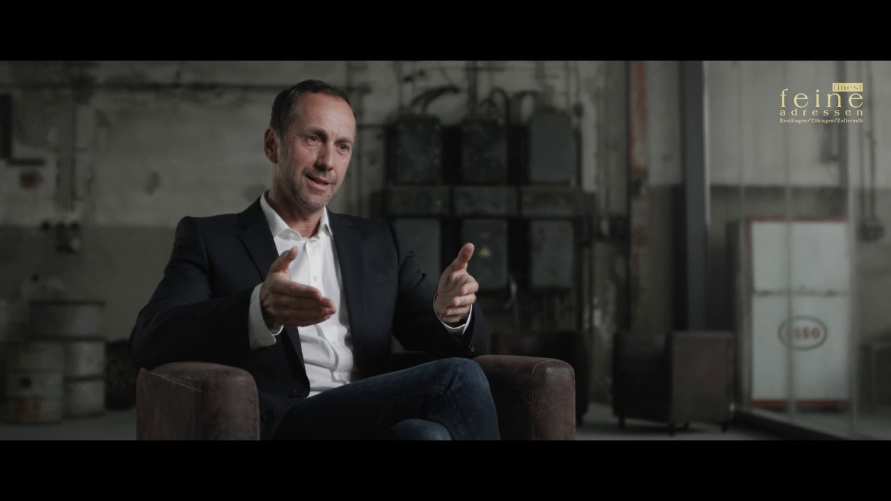 Interview mit Thilo E. Höpfl - feine adressen Reutlingen / Tübingen / Zollernalb - GESAMT