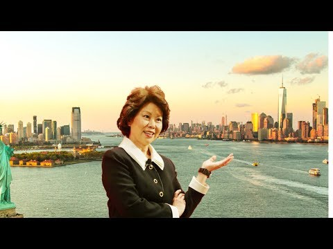 Exclusive with US Transportation Secretary Elaine Chao