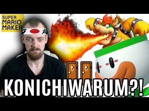 KONICHIWARUM TU ICH MIR DAS AN! SUPER MARIO MAKER ONLINE LEVEL [007] DEUTSCH | EgoWhity