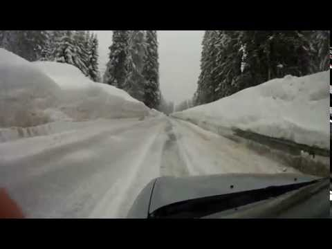 big snowfall Madonna di Campiglio 2