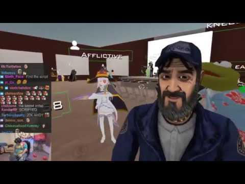 GREEKGODX  GETS HIS GIRLFRIEND TAKEN IN VR CHAT
