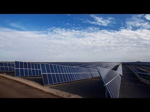 Rubí Solar Plant, solar energy for a new era. Enel Peru.