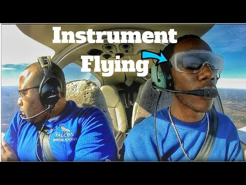 Life Of A Pilot - Instrument Flying