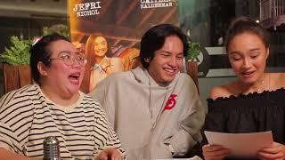 Video Diary Surat Cinta Untuk Starla (Ep. 02-Part #2) - Bersama Jefri Nichol, Caitlin Halderman, & Tisa TS download MP3, 3GP, MP4, WEBM, AVI, FLV Mei 2018