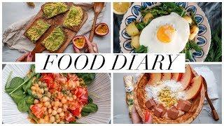FOOD DIARY. OSTERFEIERTAGE. INTUITIV ESSEN. LECKERE & EINFACHE REZEPT IDEEN