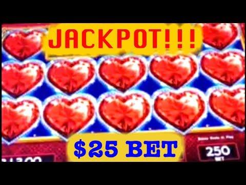 💰 JACKPOT HANDPAY 💰 LOCK IT LINK $25 MAX BET SLOT BONUS ★ 1,500 SUBSCRIBERS ★