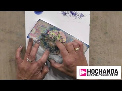 Lavinia Stamps Live On Facebook At Hochanda - The Home Of Crafts, Hobbies And Arts