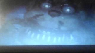Все скримеры Fnaf 4 хэллоуин версия