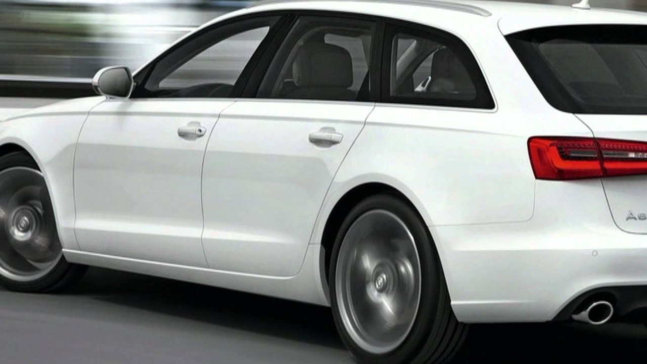 Audi A6 Wallpaper Hd Audi A6 Avant 2012 Hd Youtube