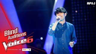 ม่อน - Mind Trick  - Blind Auditions - The Voice Thailand 6 - 26 Nov 2017