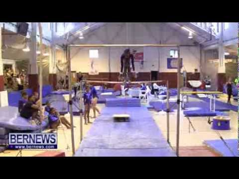International Gymnastics Challenge Uneven Bars, Nov 16 2013