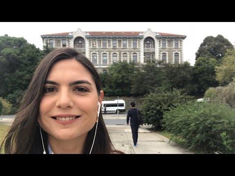 BOĞAZİÇİ ÜNİVERSİTESİ'NDE BENİMLE...