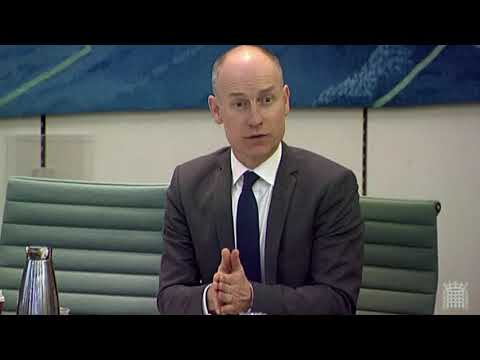Stephen Kinnock asks Pascal Lammy about Brexit & Steel and; trade & transition