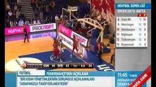 Fenerbahçe Ülker Barcelona Basketbol Maç Özeti